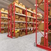 Forretningssystem for lager og lagerstyrning